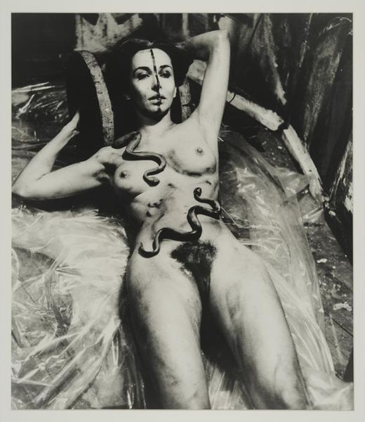 Carolee Schneemann - Eye Body - 36 Transformative Actions for Cameria, 1963