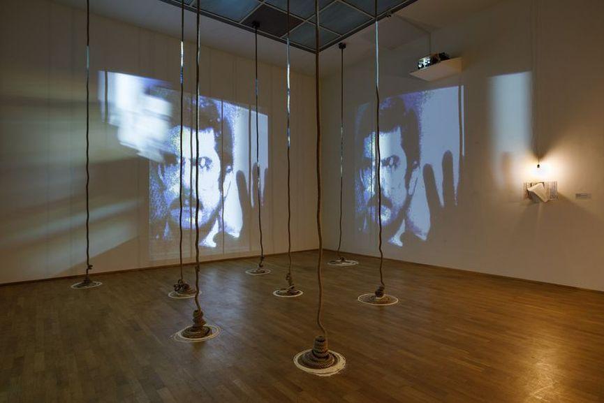 Carolee Schneemann, Moral Coils, 1994-1995