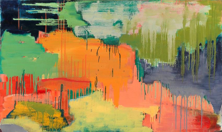 Carolyn O'Neill - Delayed in Transit, 2014