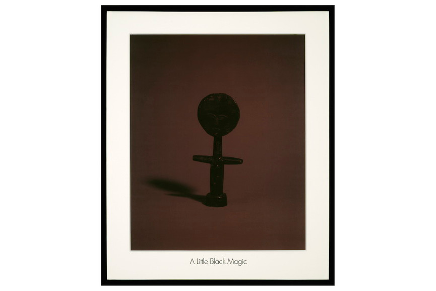 Carrie Mae Weems - 22 Million A Little Black Magic