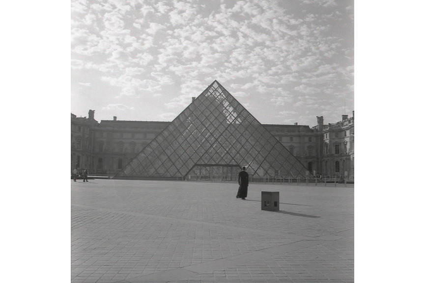 Carrie Mae Weems - The Louvre