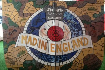 Carrie Reichardt - Mad in England Series