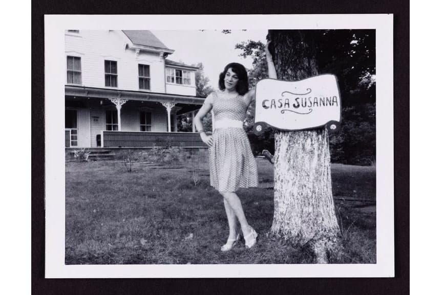 Susanna at Casa Susanna