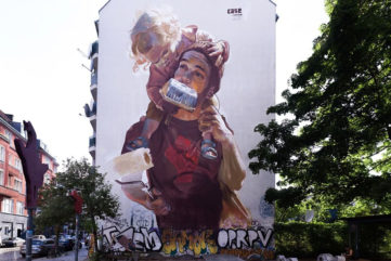 The Most Beautiful Murals of 2018