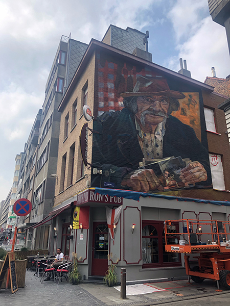 Case MaClaim The Crystal Ship Ostend 2019