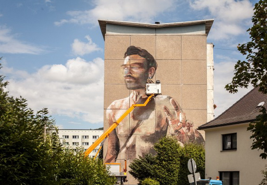 Wallcome Urban Art Festival