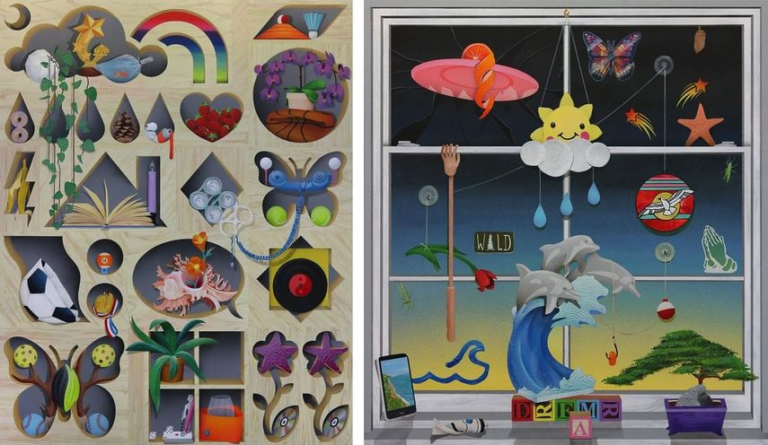 Casey Gray - Sports and Leisure, 2020, Casey Gray - Still Life for a Wild Dreamer, 2020
