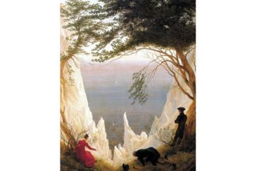 Caspar David Friedrich - Chalk Cliffs at Ruegen