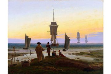 Caspar David Friedrich - The life stages