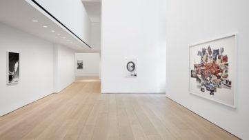 Catherine Opie - The Modernist, installation vie