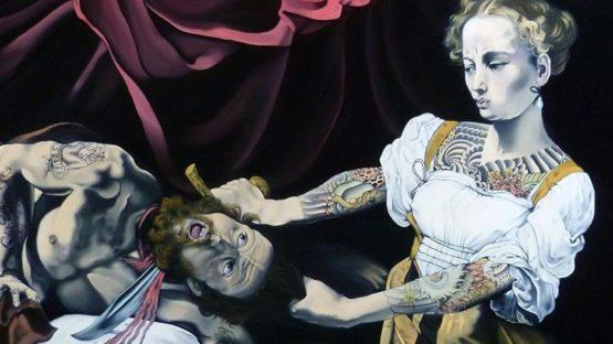 Cathy Belanger - Untitled artwork (detail)