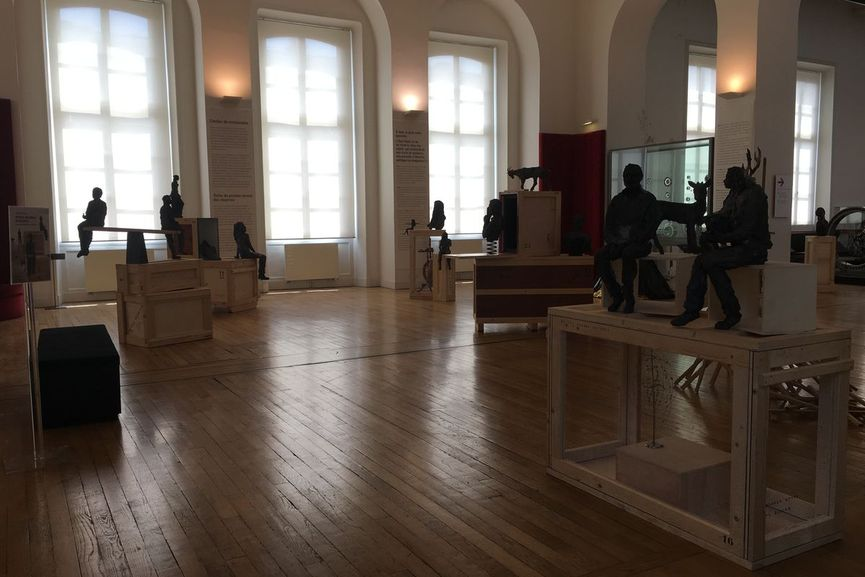 Cécile Raynal, Installation View