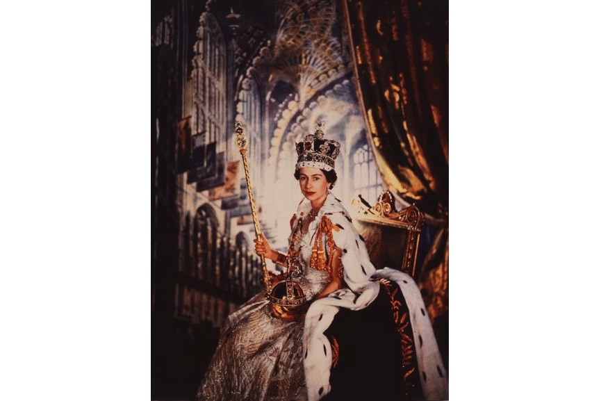Cecil Beaton, The Coronation of Princess Elizabeth II, The Royal Family Images