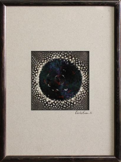 Cecile Esse-La roue-1986