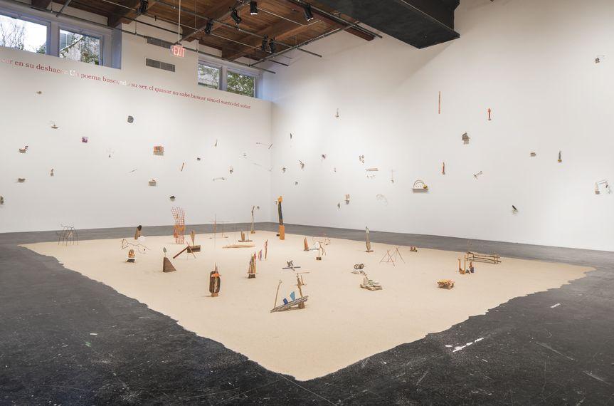 Cecilia Vicuna - Precarios, 1966-2017, an event during Art Basel Miami Beach