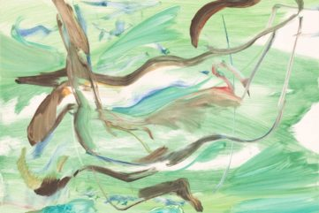 Cecily Brown's Human Conflicts at the Louisiana Museum