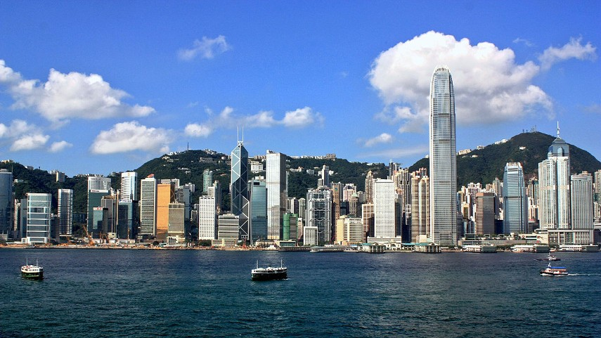 Central Hong Kong is an Asia site where international news, travel and culture collide within a single house
