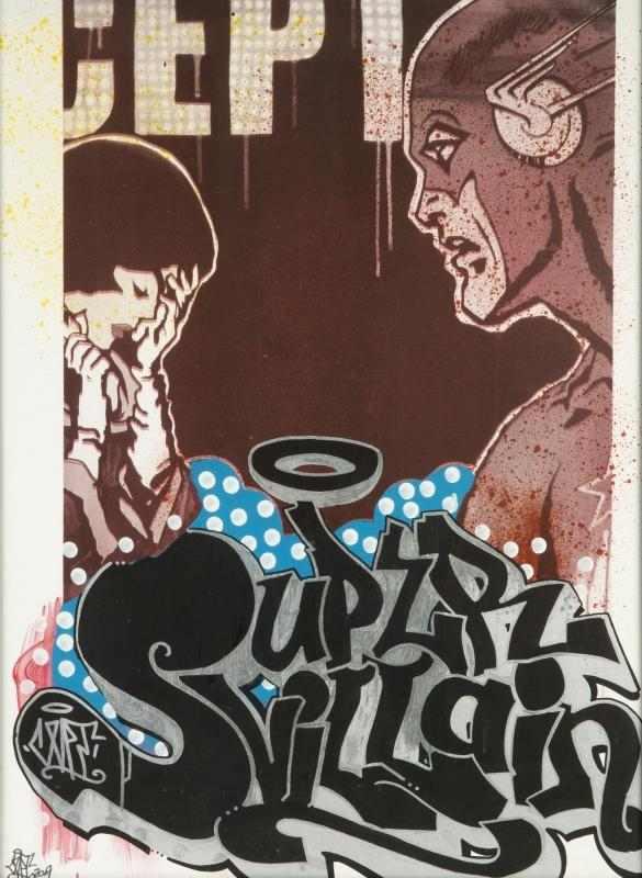 Cept-Super Villain-2009