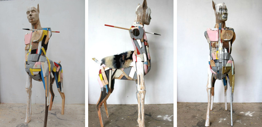 Cezary Stulgis - The Other Half, 2012