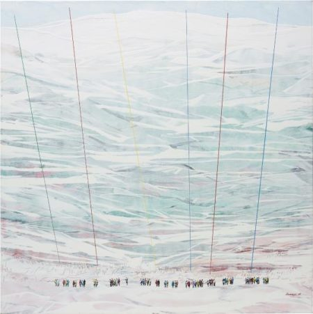 Chaouki Chamoun-Waiting on Another White Day V-2008