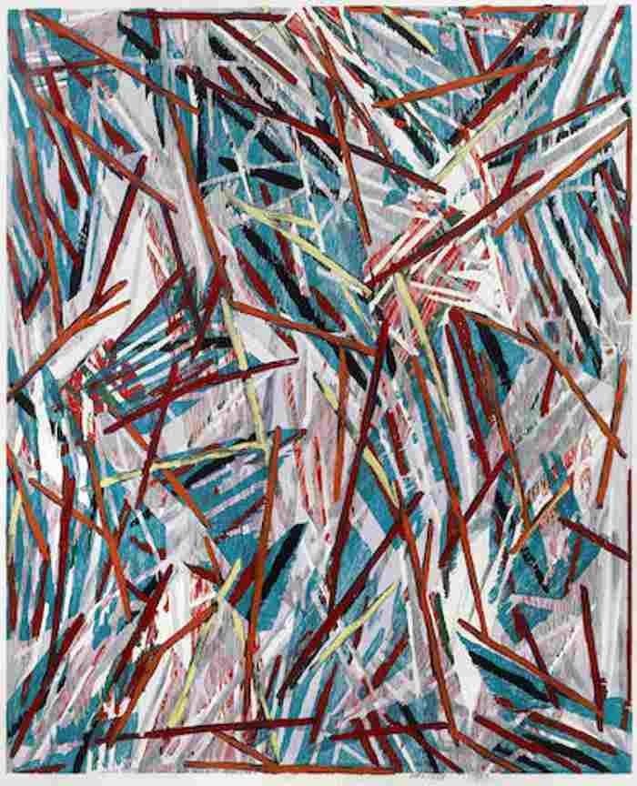 Charles Arnoldi-Untitled (CA/M/83/020)-1983