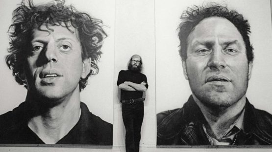 a biography of chuck close Available works biography back chuck close (b 1940) chuck close was born in monroe, wisconsin in 1940 he earned his bachelors degree from the university of.