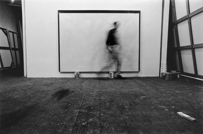 Charles Gagnon - Autoportrait, 1968