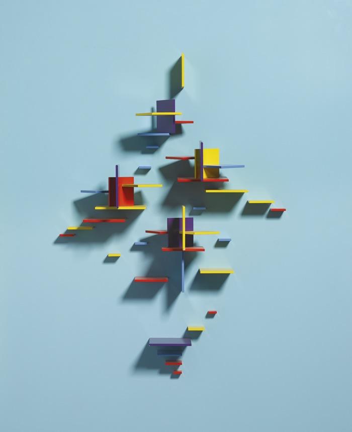 Charles Joseph Biederman-Untitled #42-1970