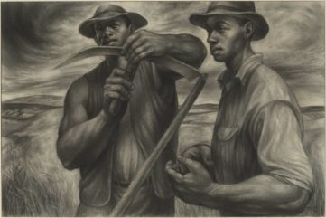 Charles White, an Impressive Interpreter of African American History
