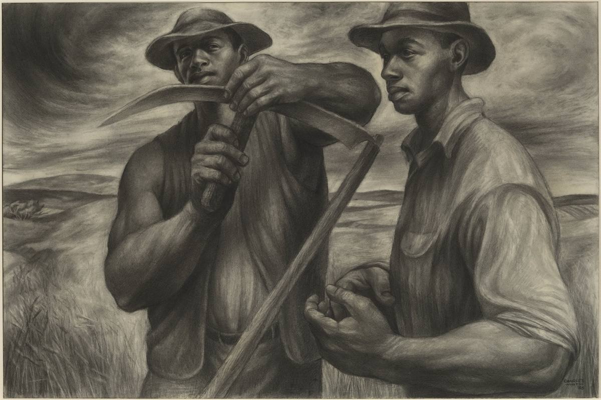 Charles White - Harvest talk