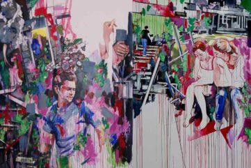 Charline Bourcier - Fukushima 7, 2012