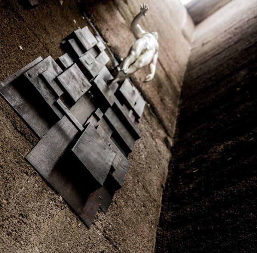 Chazme x Tomasz Górnicki - Underbridge Homeless Jesus