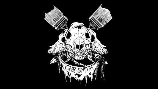 Che Smith - The artist's logo - Photo Credits Che Smith
