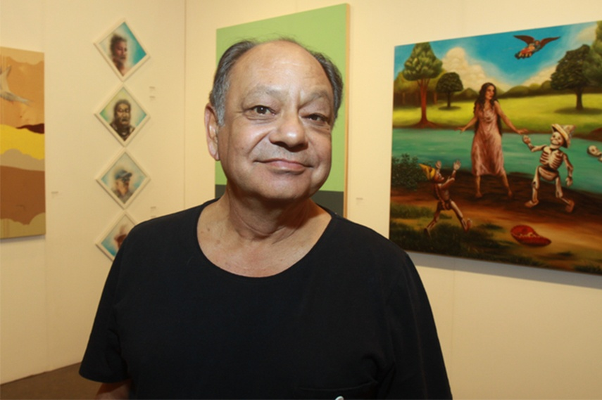 Cheech Marin via houstonfineartfair