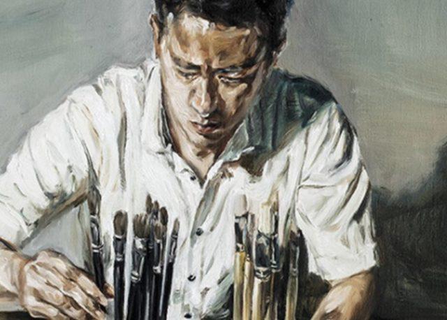 Chen Han - Untitled (detail) 2013