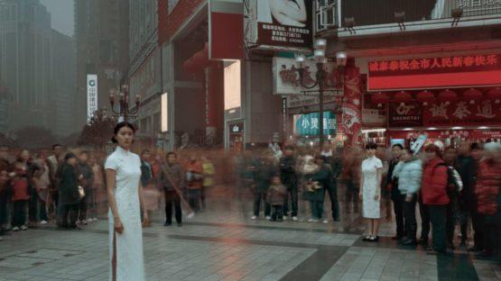 Chen Jiagang - Apprehension, 2009 (detail)