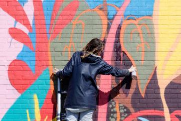A Photo Recap of The Crystal Ship Street Art Festival 2018, by Henrik Haven