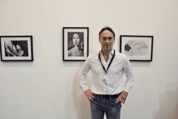 Chico Schoen from Guidi & Schoen Talks about Richard Kern and His Provocative Photography‏