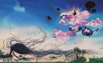 Chiho Aoshima-The Divine Gas-2006