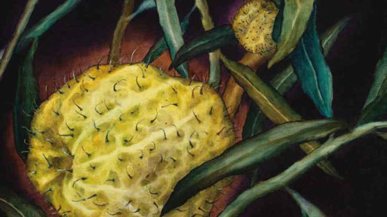 Chiu Tze-Yan - Flower Pearl (detail), 1994