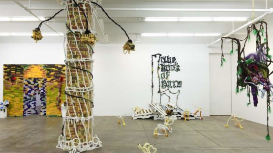 Christian Holstad - The Book of Hours, Andrew Kreps Gallery, photo credits - Observer