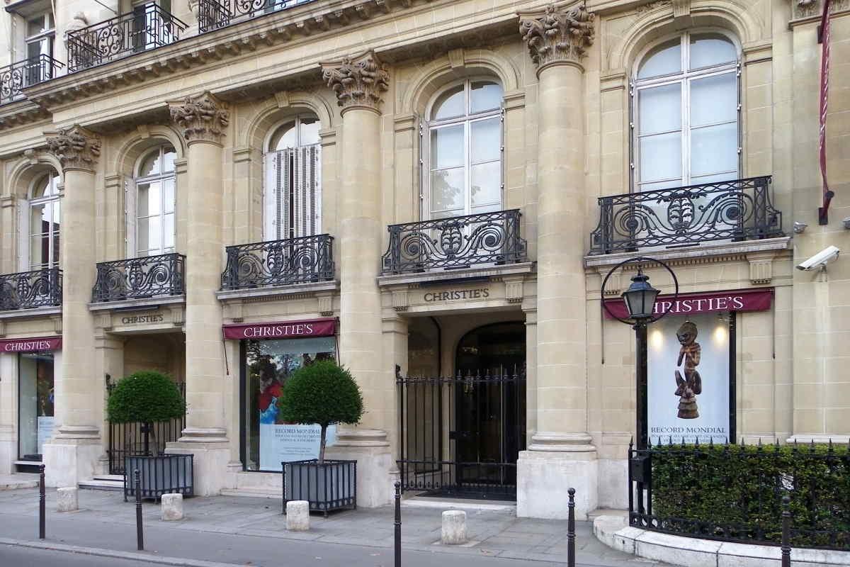 Christie's Paris