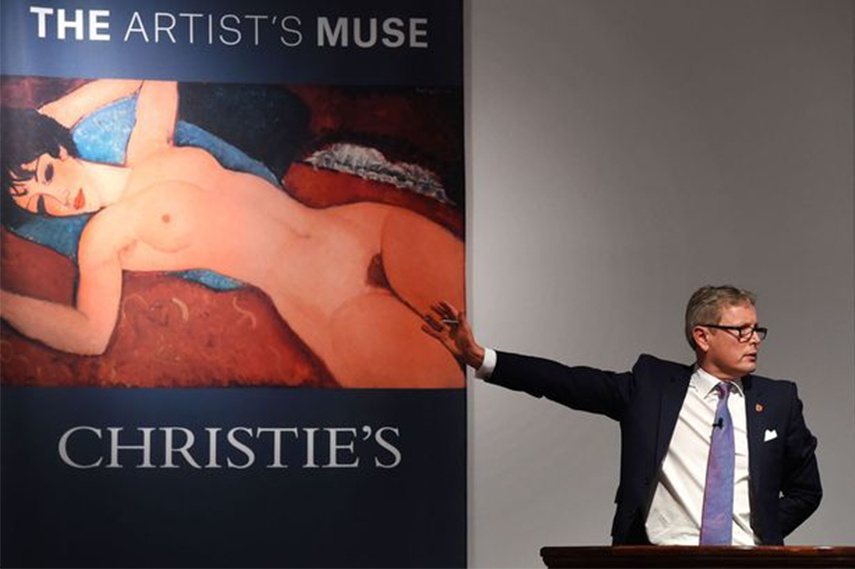 Christie's auction