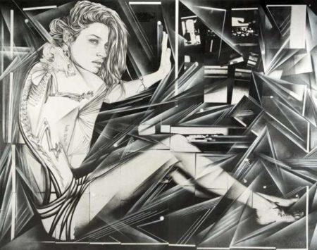 Fotofinish-Ease One-Christina Angelina-Christina Angelina With Fotofinish And Ease One - Helti Ti Iha Ble-2014