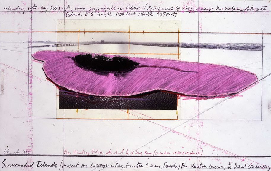 Christo - Surrounded Islands