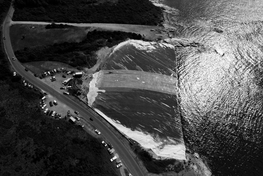 Ocean Front, Newport, Rhode Island, 1974l one of their projects