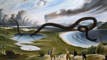 Christopher Pease - Hunting Party, 2003