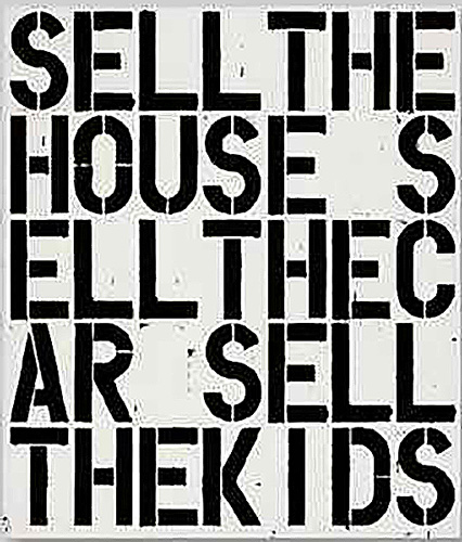 Christopher Wool-Apocalypse Now-1988