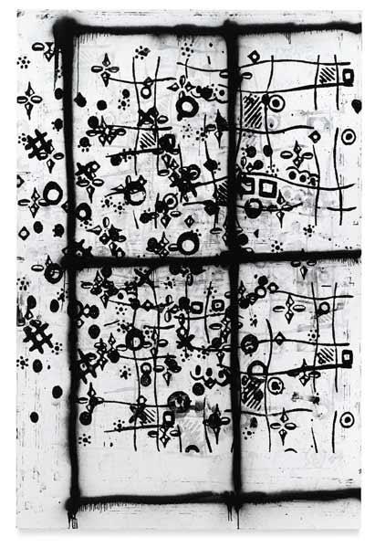 Christopher Wool-P261-1997
