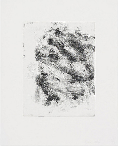 Christopher Wool-Untitled (From 6 + 4, Dark)-2005